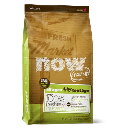 NOW FRESH MINI ADULT crocchette cane Grain Free