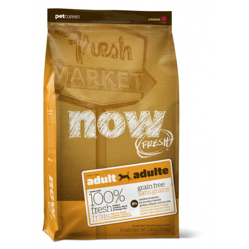 NOW FRESH ADULT - Crocchette per cani adulti Grain Free