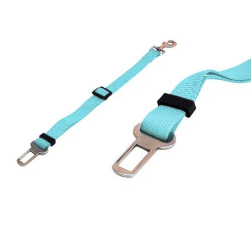 Cintura di Sicurezza Per Cani TURCHESE