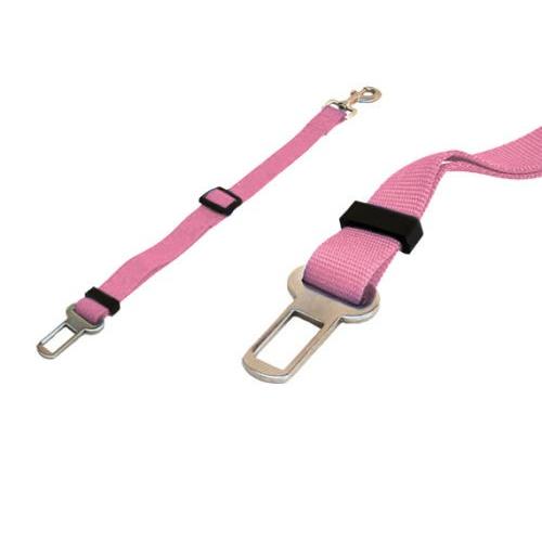 Cintura di Sicurezza Per Cani ROSA