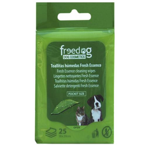 Salviette detergenti per Cani e Gatti -  MENTA