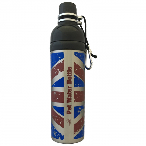 Borraccia per cani UNION JACK