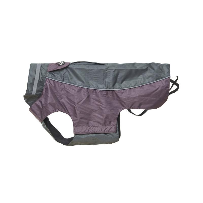 Cappottino in lana per cani vintage Hipster grigio 5b077aff3ec9