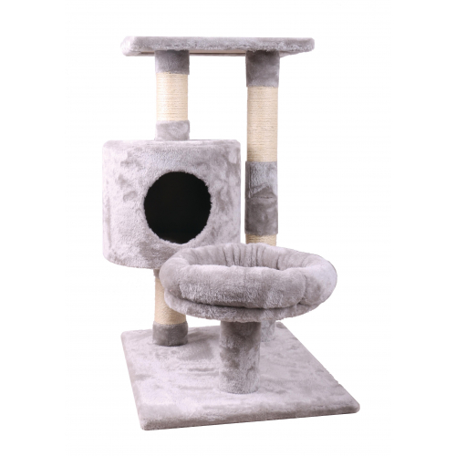 Tiragraffi CITY CAT FLAT GRIGIO