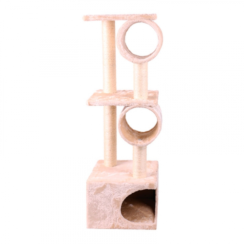 Tiragraffi CITY CAT DUPLEX BEIGE