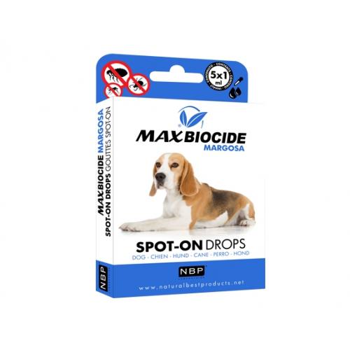Antiparassitario Spot-on Naturale Neem per Cani fino a 10 kg