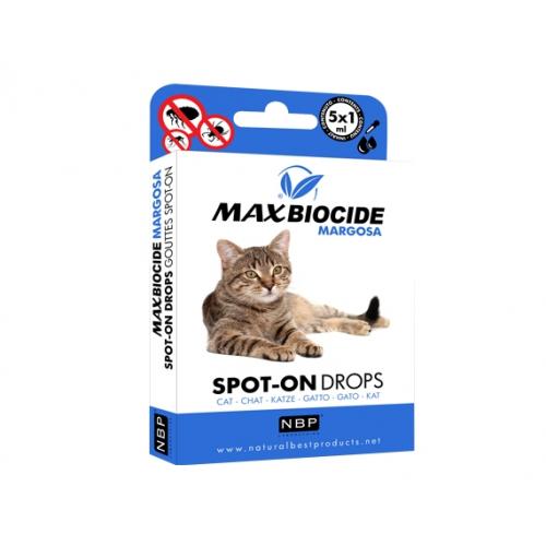Antiparassitario Spot-on Naturale Neem per gatti