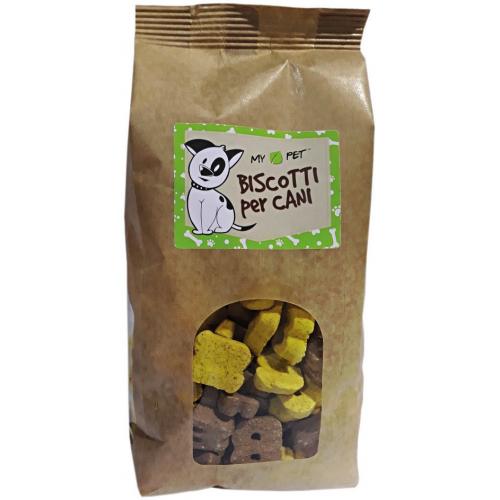 Biscotti per Cani My Pet - Alfabeto