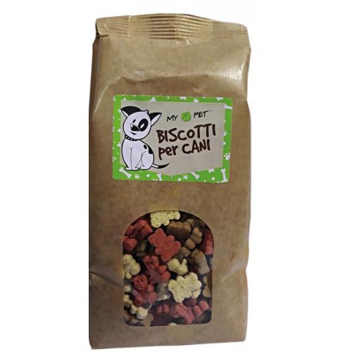 Biscotti per Cani My Pet - Orsetti