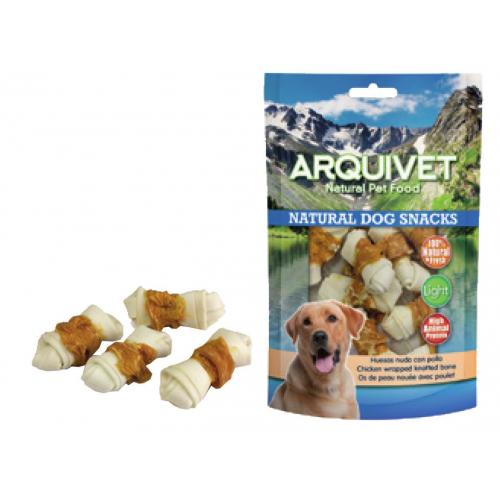 Nodini di Pollo Arrotolato - Snack
