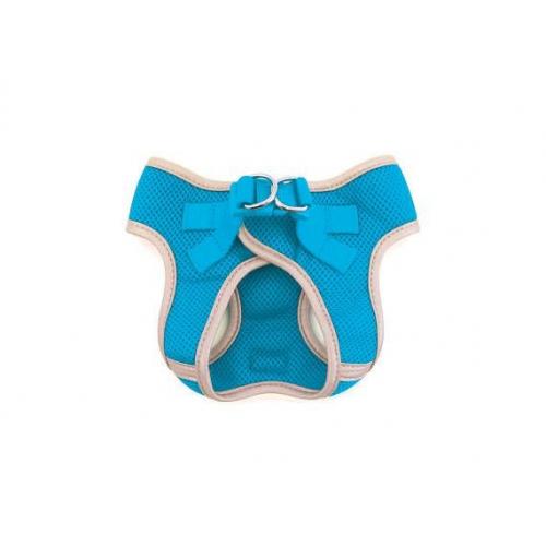 Pettorina Y soft blu