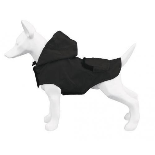 Impermeabile per cani Nero - Varie Misure