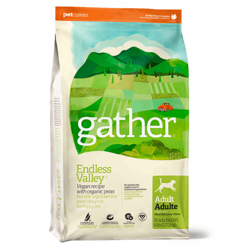 Gather Endless Valley - Crocchette Vegane per Cani