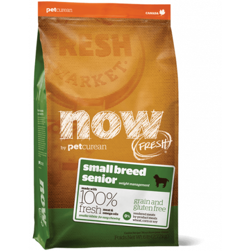 NOW FRESH Small Breed Senior - Crocchette per cani anziani di piccola taglia Grain Free