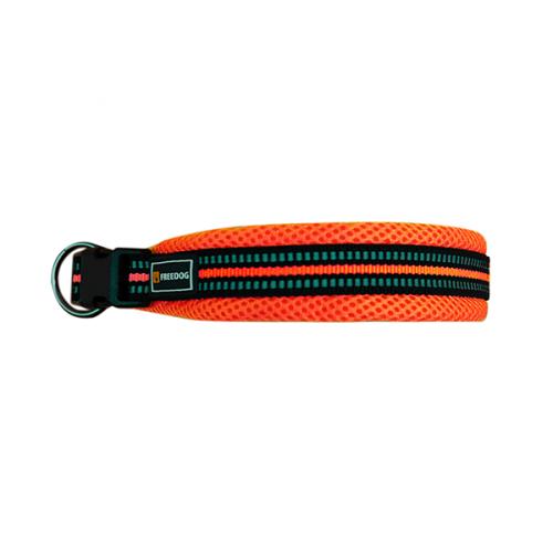 Collare Linea Sport in tessuto mesh - arancione
