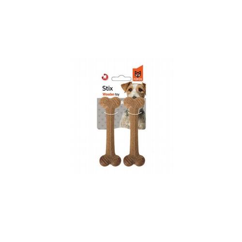 FOFOS Woodplay 2 Bones 13x4x1cm