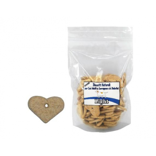 BISCOTTI per cani - LIGHT/DIABETICS - aroma vaniglia 500 g